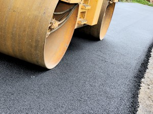 Richmond asphalt pavers